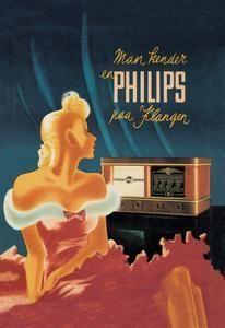 Art Print Man Kender En Philips Paa Klangen New DB-18143