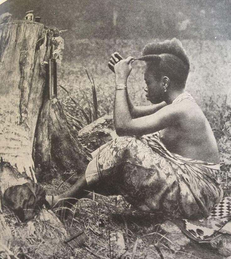 Fanti woman Ghana