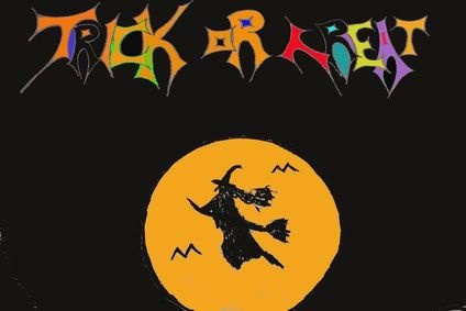 Halloween Class Party Games-  trick or treat game instructions