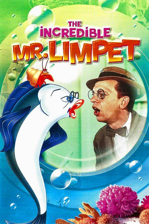 The Incredible Mr. Limpet Full Movie Online 1964