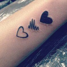 """Marque 3 amigos especiais!  Tatuagem feita pela <a href=""""http://instagram.com/gabrieladroguett"""">@gabrieladroguett</a> <3                      #amazingink"""