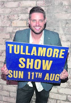Irish Autism Action Will Benefit From Tullamore Show