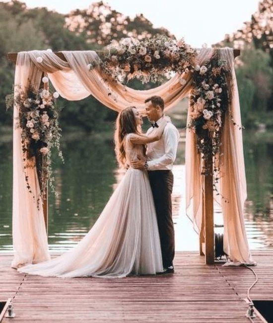 10 DIY Hochzeitsdekorationen, die eine unvergessliche Frühlingshochzeit machen    #die #DIY #eine #Frühlingshochzeit #
