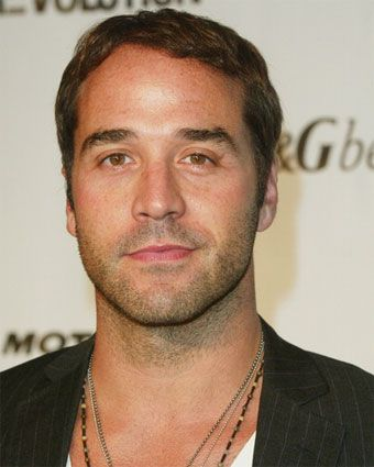Something Fishy about Jeremy Piven's Appearance on Letterman