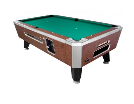 Valley Panther Coin Operated Pool Table