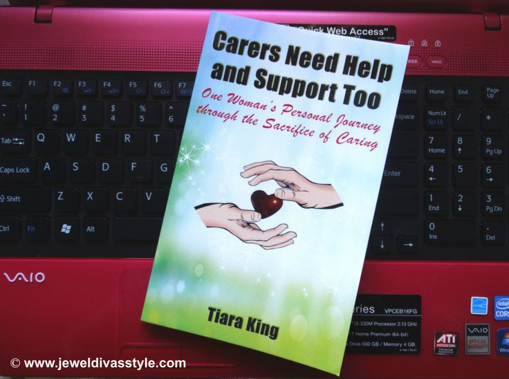 JDS - CARERS NEED HELP AND SUPPORT TOO!  One Woman's Personal Journey Through the Sacrifice of Caring, is available in paperback and kindle at Amazon - http://www.amazon.com/author/tiaraking