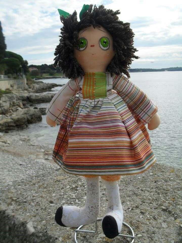 Zdenka Ivancic doll💗
