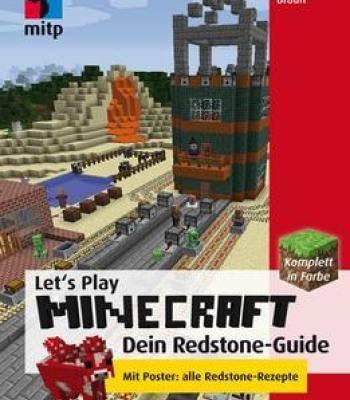 Let'S Play Minecraft: Dein Redstone-Guide PDF