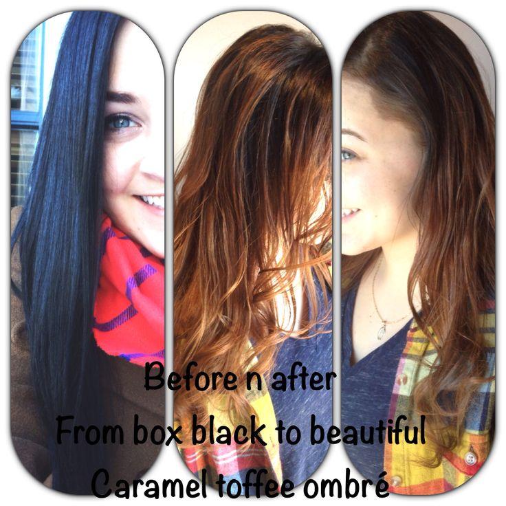 Hair done by Brigitte!