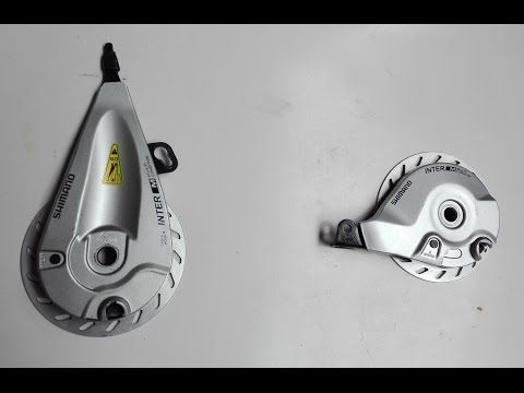 Bike mentenance and service, how to...  BICYCLE Roller brakes (drum brakes )- What's inside??? - YouTube