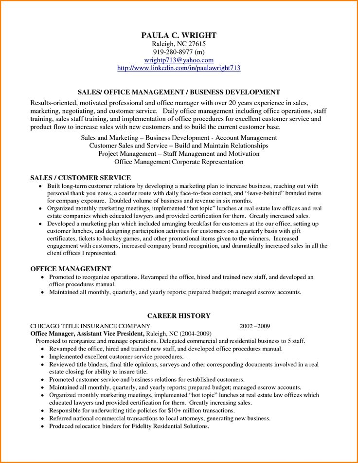 profile statement for resume examples sample accounting skills job objective documents pdf word