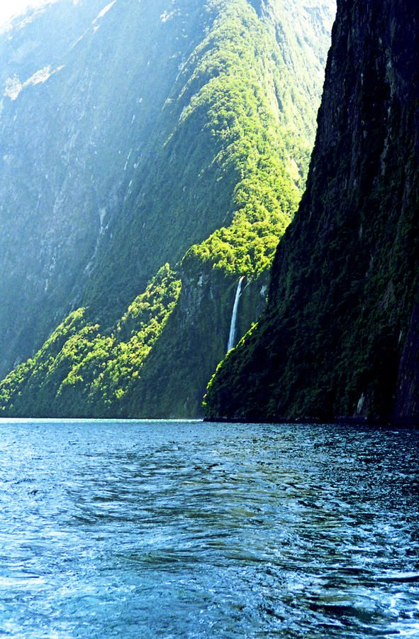 Milford Sound, New Zealand |   16-Day Australia And New Zealand Odyssey I | #NZ #Travel #Cruises