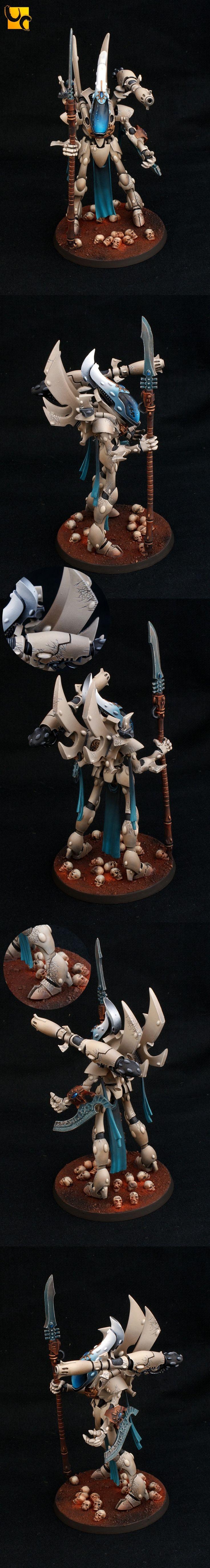 40k - Eldar Wraithseer