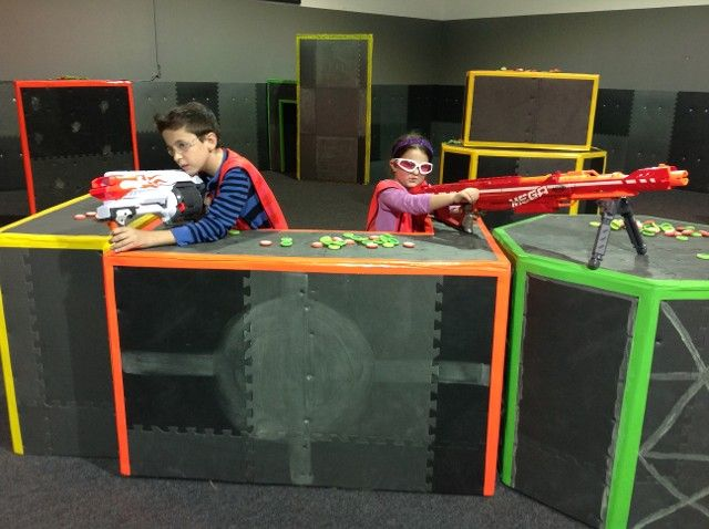 darts halloween battle