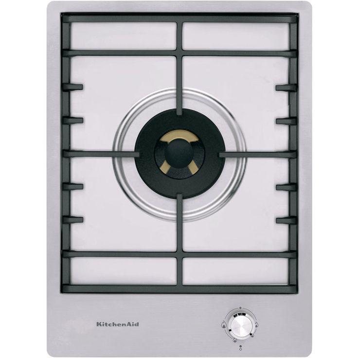 Il piano cottura a gas da 40cm ha un design semplice ed armonioso creato appositamente per offrire la massima funzionalità in cucina.