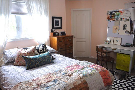Terri's Powdered Peach Room Room For Color Contest
