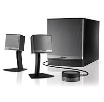 Bose® Companion® 3 Series II multimedia speaker system
