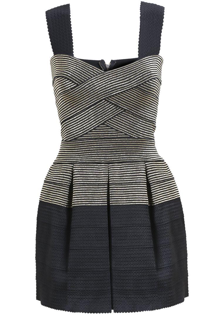Shop Colour-block Strap Bandage Dress online. SheIn offers Colour-block Strap Bandage Dress & more to fit your fashionable needs.