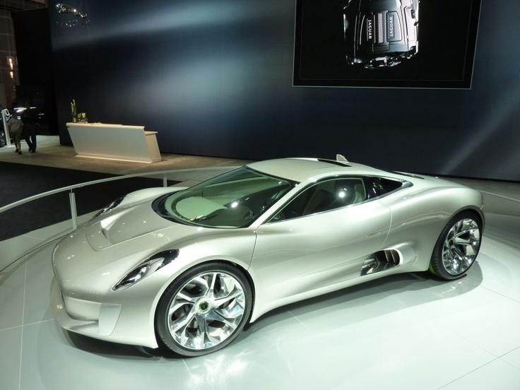 Charming Jaguar C X75 Nice Ideas