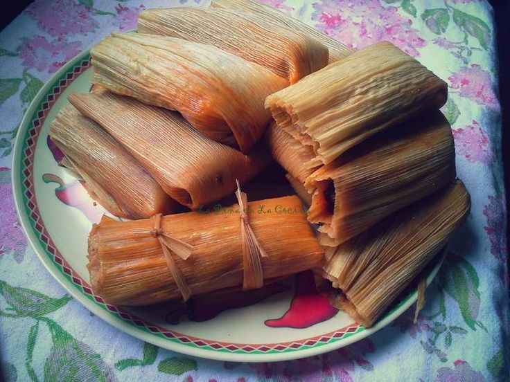 My Family's Chicken Tamales