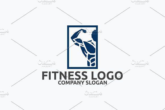 Fitness Logo Templates by Brandlogo in Templates LogosLogo Template FeaturesAI and EPS (Illustrator 10 EPS) 300PPI CMYK by Brandlogo