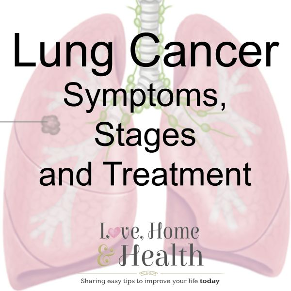 There are about 174,000 people diagnosed a year with lung cancer. ONE FOURTH of those had no symptoms - their problem was found at a routine physical.