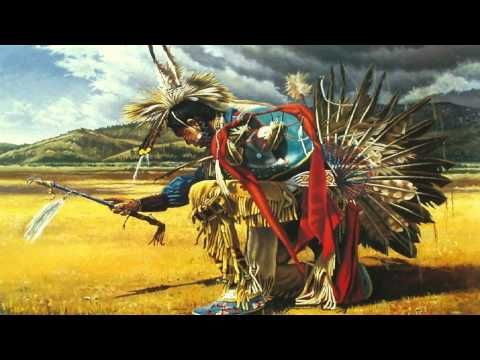 Native American Music - Rain Dancer