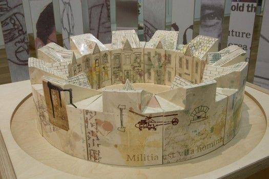 Stephen Dixon 'Fortress' 2005