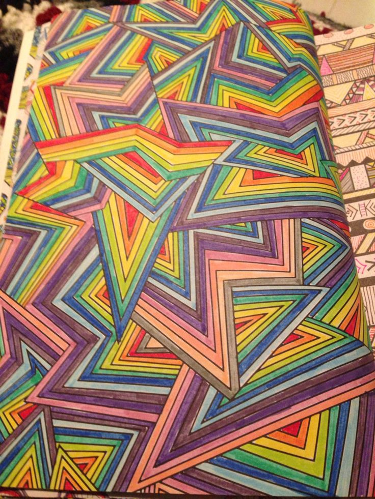 Enige Echte Kleurboek Voor Volwassenen Deel1 Coloring BookColoring
