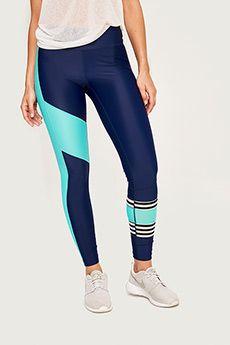 Shop Lolë's CAYO LEGGINGS + Free Shipping! #Leggings #EcoFriendly #Activewear #Yoga #SUP #UPF50