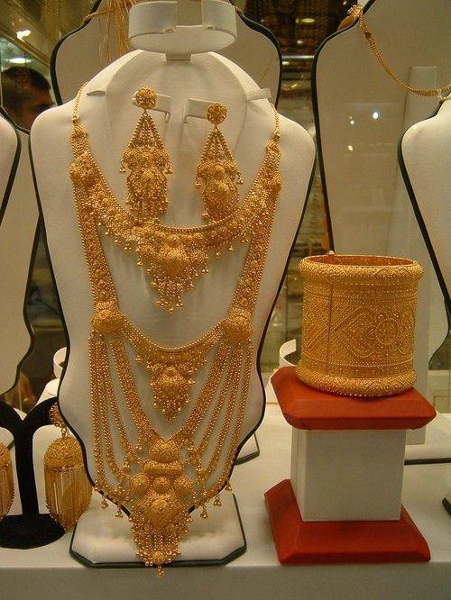 dubai gold jewellery - Google Search