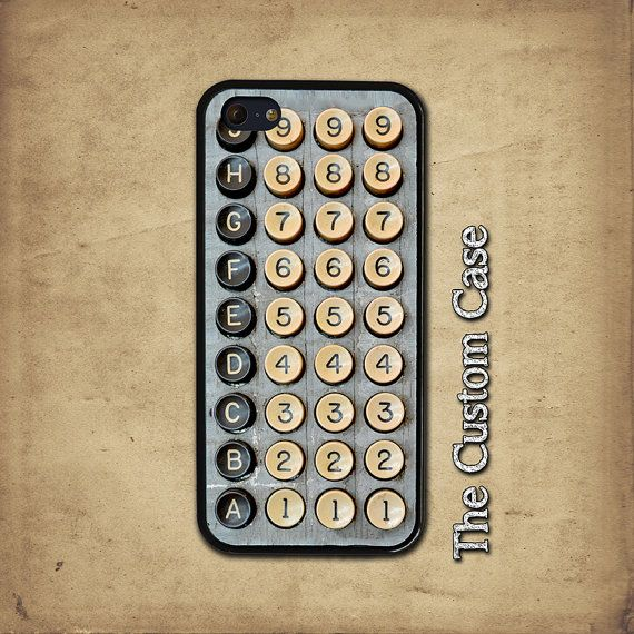 Hey, I found this really awesome Etsy listing at https://www.etsy.com/listing/240788728/vintage-keyboard-keys-case-vintage