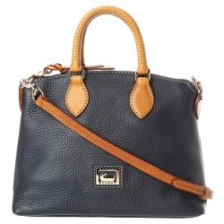 Sales Dooney and Bourke - Dillen 2 Crossbody Satchel (Navy F13) - Bags and Luggage online - Zappos is proud to offer the Dooney