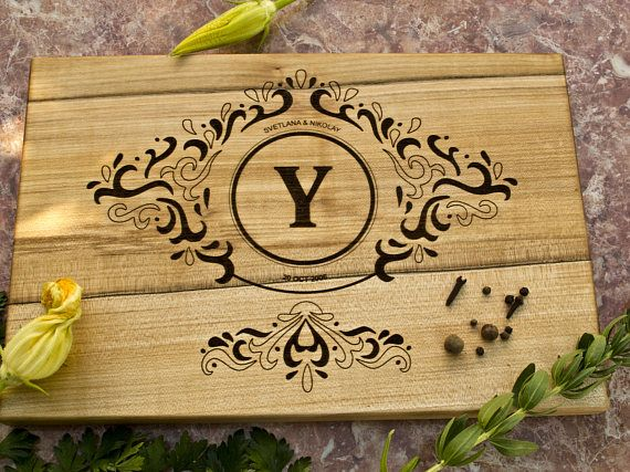 Hey, I found this really awesome Etsy listing at https://www.etsy.com/listing/544357695/monogram-cutting-board-personalized