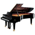 Yamaha CF series full concert grand pianos.