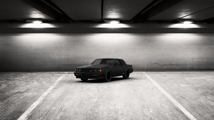 Checkout my tuning #Buick #Regal 1987 at 3DTuning #3dtuning #tuning