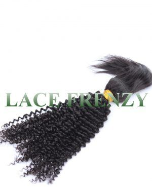 KINKY CURLY BRAID IN BUNDLE @lacefrenzywigs