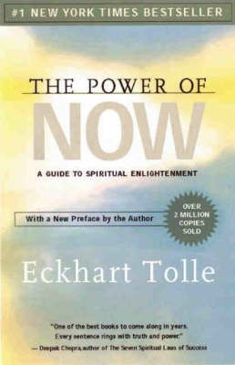 The Power of Now: A Guide to Spiritual Enlightenment from Eckhart Tolle.  A wonderful insight into mindfulness and its antithesis, self-delusion.  This is a powerful book that could change the way you view the world.