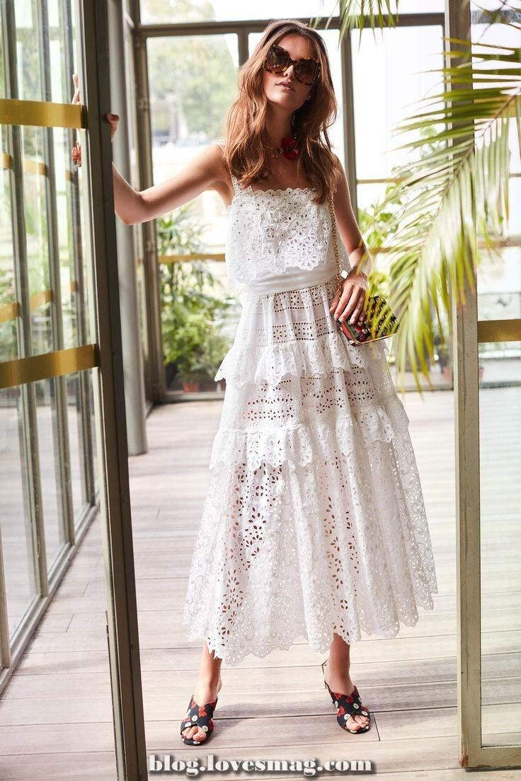 Charismatic Laise A Excellent Cloth For Summer Time Trendy Dresses Summer Fashion Summer Dresses [ 1104 x 736 Pixel ]