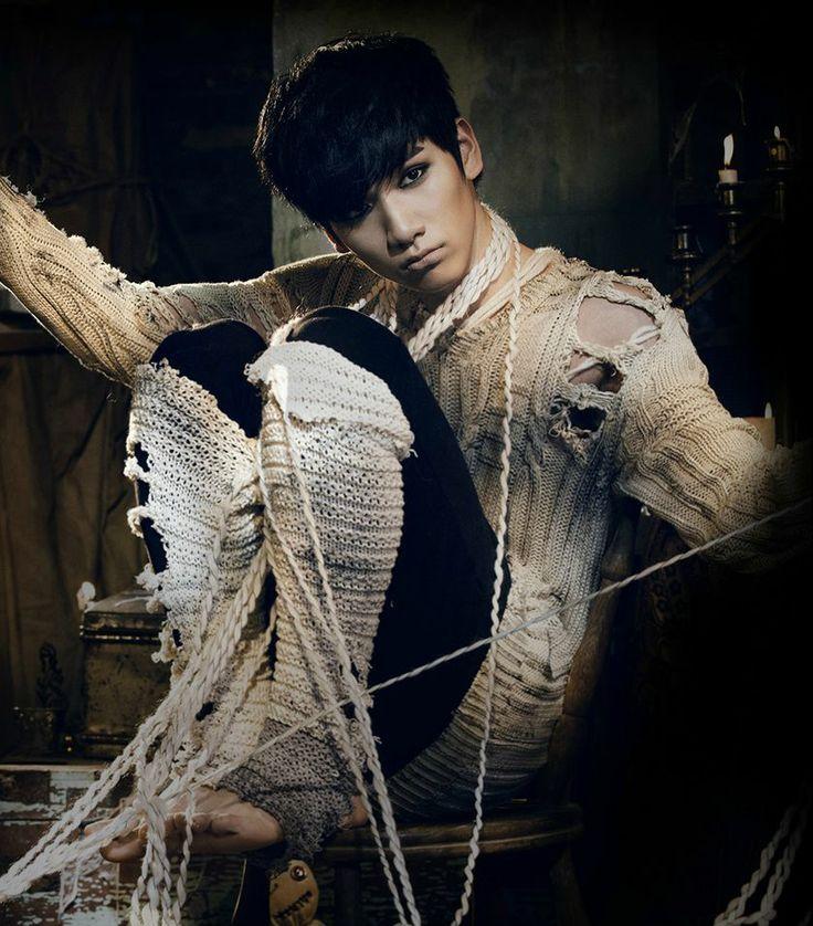 VIXX - VOODOO DOLL Profile Han Sang Hyuk