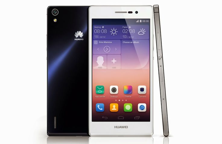 Αποκαλυπτήρια για το εντυπωσιακό Huawei Ascend P7 | My Fashion Land
