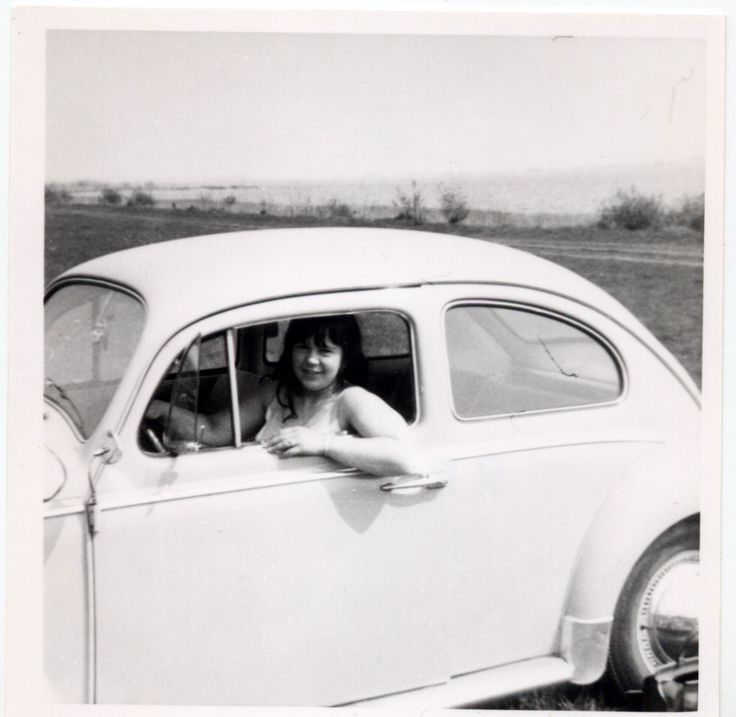 From the family album.  #VW #Beetle #vintage #Realvintage #Reuver #DT-46-03