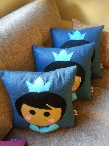 Prens Yastık / Prince Pillow
