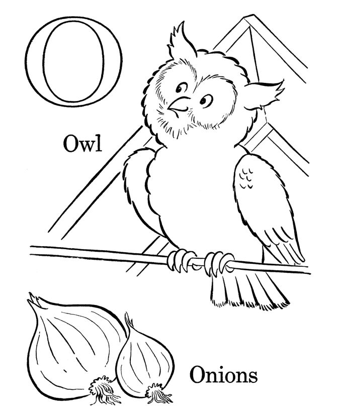 24 best Coloring Pages - ABC/123 images on Pinterest