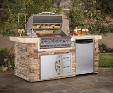 modular frame kits build outdoor kitchen bbq coach for the home pinterest build outdoor kitchen. beautiful ideas. Home Design Ideas