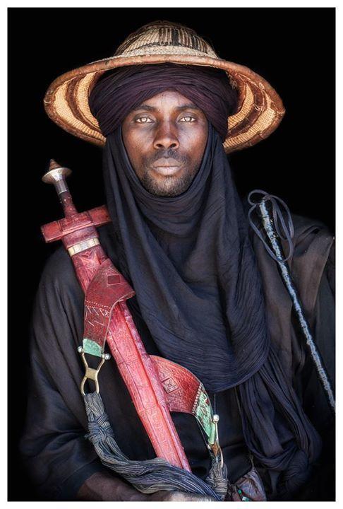 Woodaabe (Bororo fulani) from Niger by John Kenny.