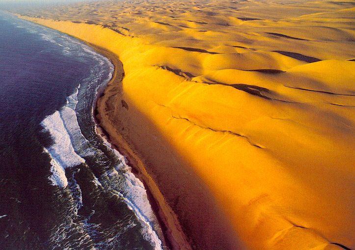 skeleton+coast | The Skeleton Coast of Namibia (photo from grandpoohbah.net)