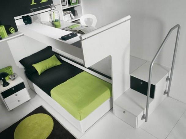 Contemporary Childrens Bedroom Design