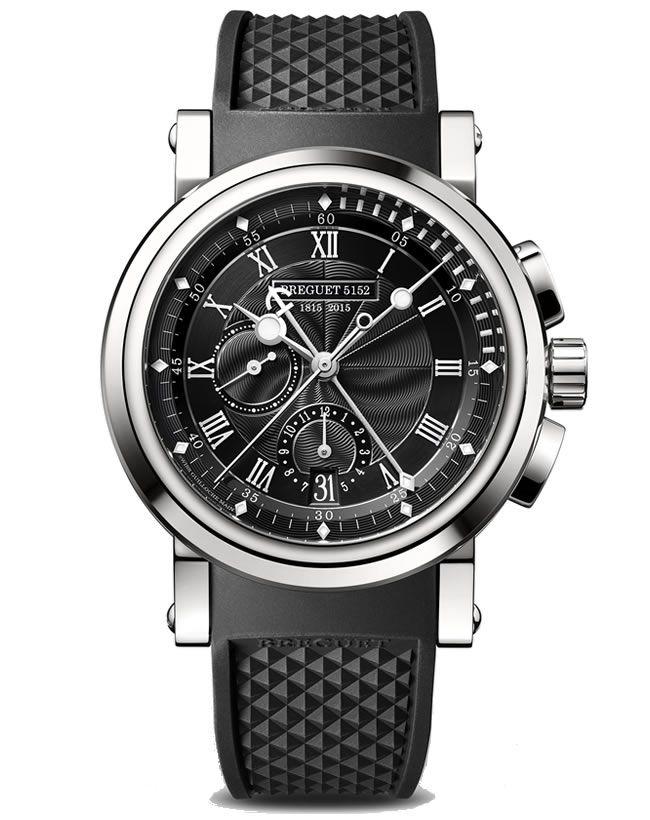 Breguet Marine 5823 5823PT-H2-5ZU by Breguet Watches   Exquisite Timepieces