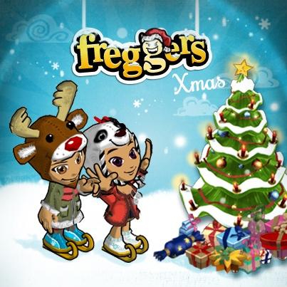 Weiße Weihnachten mit vielen Geschenken, lustigen Verkleidungen und stylischen Klamotten erwarten dich jedes Jahr im Freggersland!